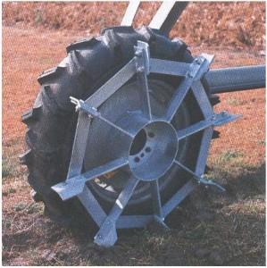 Reduce la formación de roderas en terrenos arcillosos