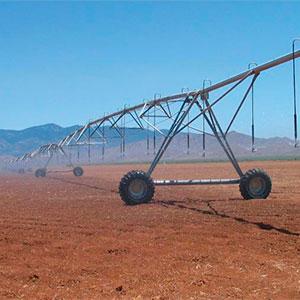 El Pivot central, un invento agrícola revolucionario