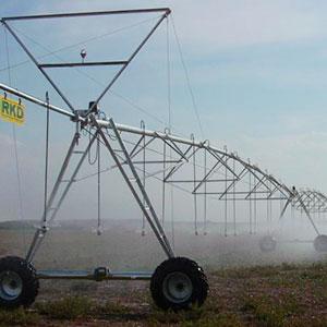 Ahorro en mano de obra y fertilizantes con Sistemas Pivot