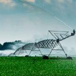 Desarrollo de la aspersión en el riego mecanizado