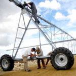 Mayor producción agrícola en Cuba gracias al riego mecanizado