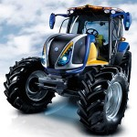 El primer tractor que utiliza el hidrógeno como combustible