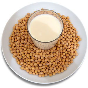 Bebidas vegetales de trigo, avena, arroz y soja