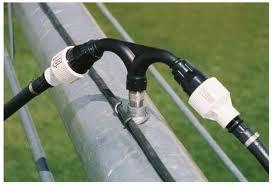 Funciones y utilización de reguladores de presión en Pivots