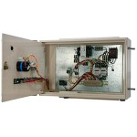 Caja eléctrica principal para controlar el Pivot