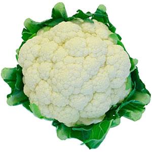 La coliflor, hortícola rentable