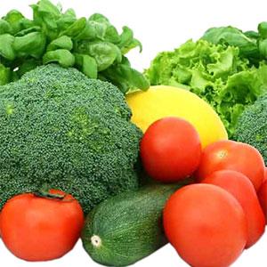 Venta de fruta y hortalizas