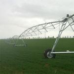 Aumento de instalaciones de sistemas de riego mecanizado Pivot