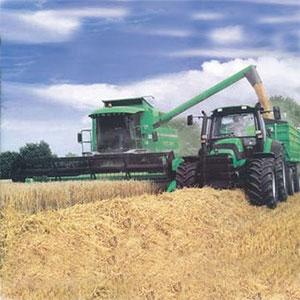 Compra de maquinaria agrícola mediante leasing