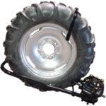 Soporte para transportar ruedas y reductores de Pivot