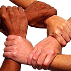 cooperativismo y unión de esfuerzos