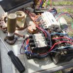 seguridad eléctrica en el Pivot