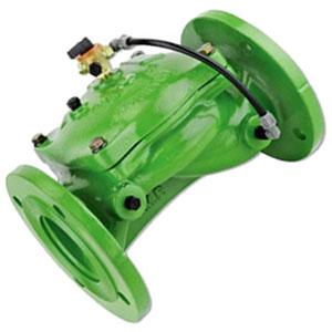 válvulas accionadas hidráulicamente