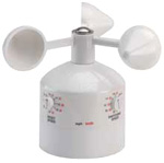 sensor de viento para sistemas de riego