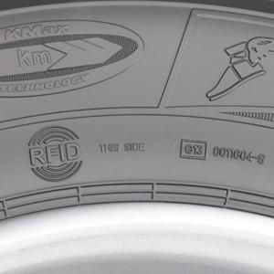 Neumáticos con microchip para evitar robos