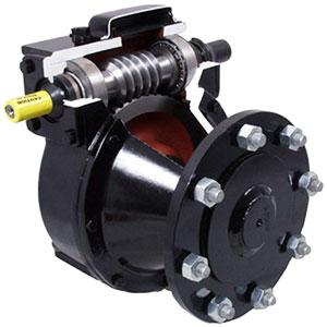 reductora de rueda UMC para riego pivote