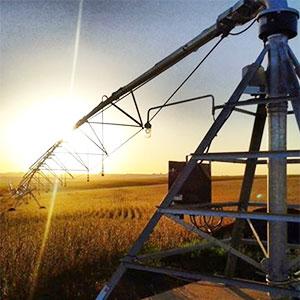 dosificación de fertilizantes a través del Pivot