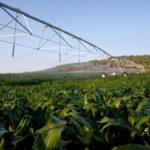 instalar un sistema de riego pivote para cultivo de maíz