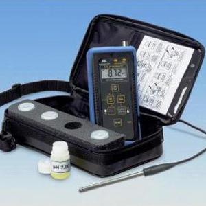 medir el pH directamente en suelos y sustratos