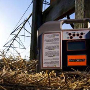 detector de averías en cables enterrados