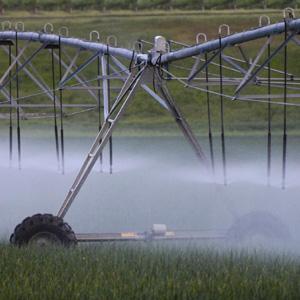 los sistemas Pivot son fábricas de lluvia