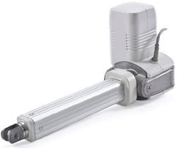 actuador eléctrico para automatización de tajaderas de riego