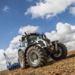 potencia del motor del tractor