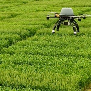 drones aplicados en la agricultura