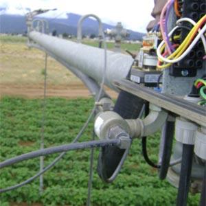 Suministro eléctrico de Pivot