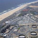desaladora de agua marina