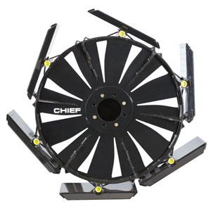 rueda tipo andador para Pivot