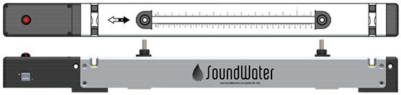 medidor de caudal portátil y ultrasónico