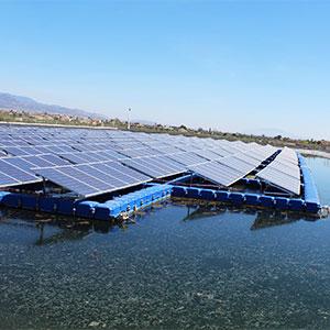 agricultura circular con paneles solares