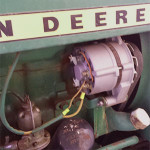 alternador para tractor