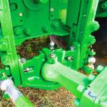 enganche de tractor