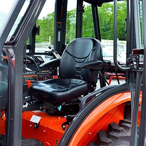 asiento de tractor
