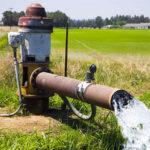 inversión en un sistema de riego