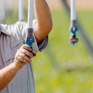 mantenimiento de equipos de riego Pivot