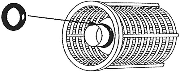 válvula anti drenaje del aspersor Signature 6000 PRO