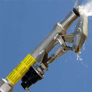 válvula purgadora de agua