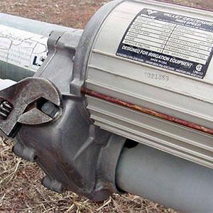 motores de pivot