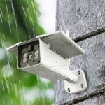 cámaras de vigilancia solares