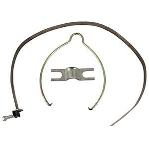 Abrazaderas para sujetar cables eléctricos