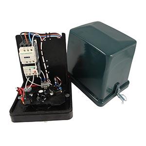 Caja eléctrica de tramo del Pivot Agrocaja