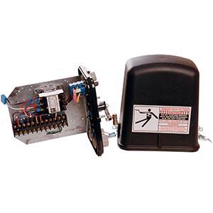 Caja eléctrica de tramo Lindsay