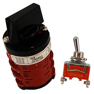 Desconectadores de caja eléctrica de torre