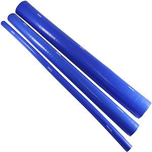 manguera de silicona mangueras flexibles de 1m reforzadas