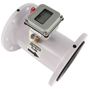 Medidor de caudal electromagnético