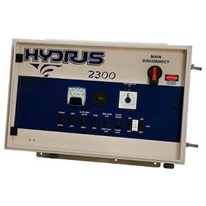 Panel principal Hydrus 2300