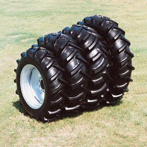 Neumáticos con llanta para Pivot de diferentes medidas